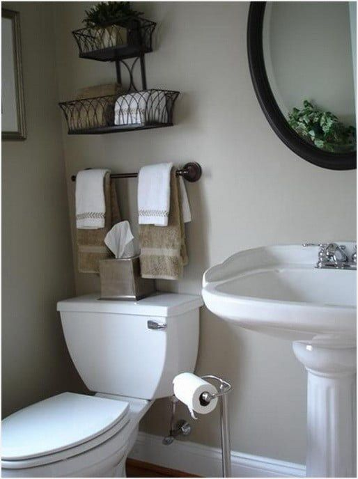 43 Best Diy Bathroom Shelf Ideas That Will Make Your Bathroom