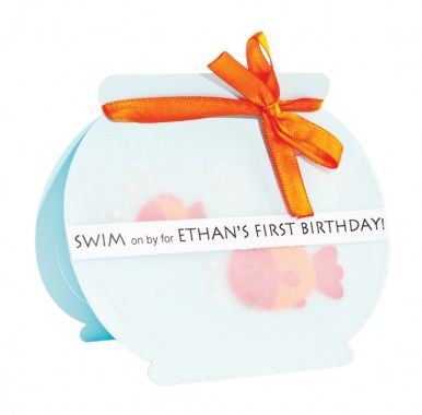 Fish invitations and birthdays on pinterest for First birthday fishing theme