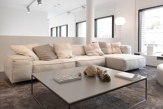 Divano Neo Wall Living divani  showroom lacasa mendrisio ...
