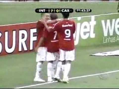 Inter 8 X 1 Caxias Campeao Gaucho 2009 Youtube Campeao Internacional Futebol Clube Gaucho