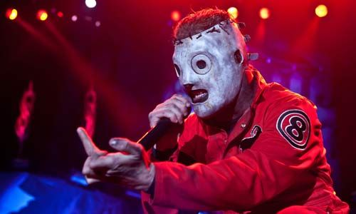 Corey Taylor of Slipknot Shares Some Favorite Concerts