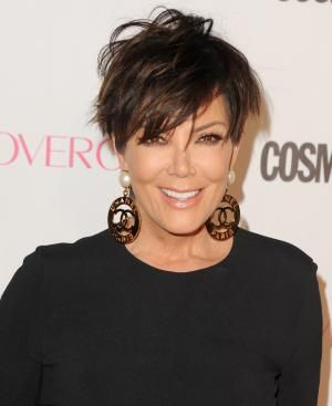 Miraculous Kris Jenner Work On And We Have On Pinterest Short Hairstyles Gunalazisus