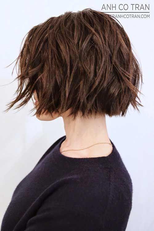 Abgehackt Bob Frisuren Fur Stilvolle Damen Neue Besten Frisur