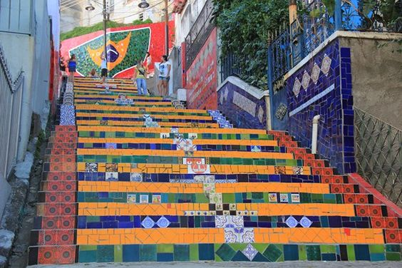 Jorge Selaron. Rio de Janeiro