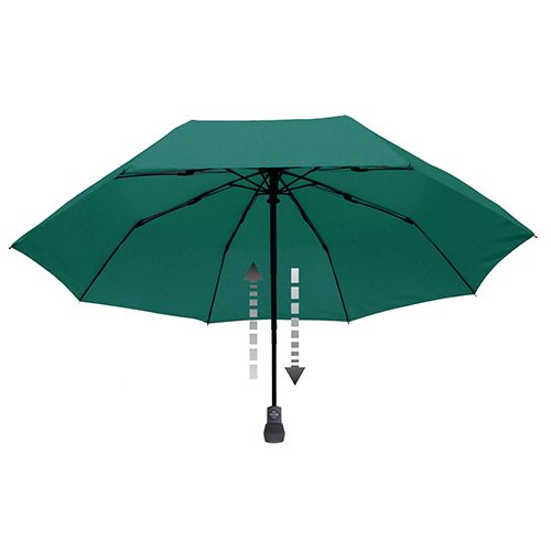 Light Trek Automatic Umbrella, Green