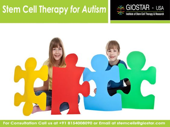 #Stem #Cell #Therapy for #Autism  Know more about Stem Cell Therapy for Autism visit : http://www.giostar.com/