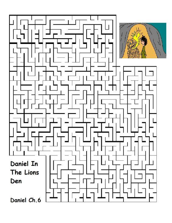 daniel in lion 39 s den craft daniel in the lion 39 s den. Black Bedroom Furniture Sets. Home Design Ideas