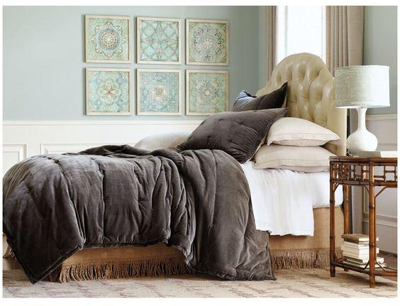 Sylvie Bedroom  I  ballarddesigns.com