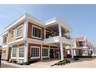 Beautiful Houses I Will Own In Nigeria Village Abuja