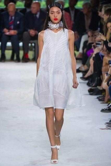 Missoni Spring-Summer 2013(Milan Fashion Week)