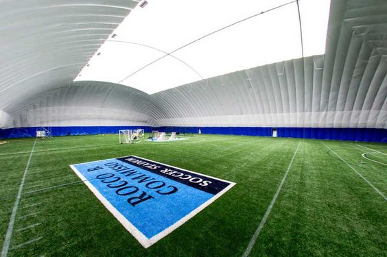 Mansion with indoor soccer field  hokiesports.com :: Football :: #HokieHuddle | Panther Training ...
