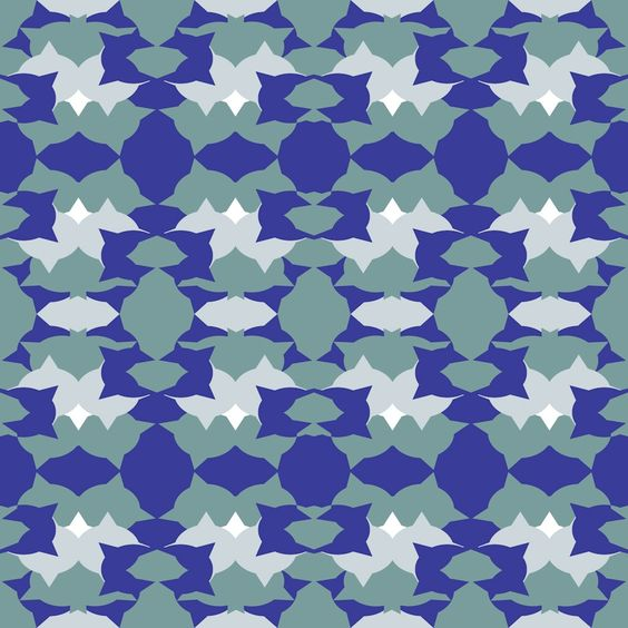 Download Tri-Star - Graphic Design Element Pattern Download