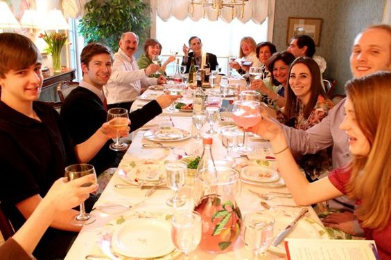 Passover Seder CT Style- Best Seder Ever!