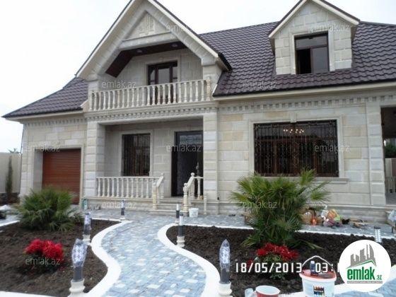 Satilir 6 Otaqli 300 M2 Bag Evi Mərdəkan V Poselke Shuvalan Ryadom S Ziyaretgah Unvaninda House Styles House Mansions
