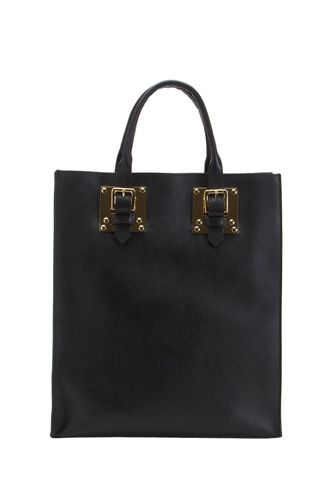Sophie Hulme Buckle Tote, $925, available at Barneys New York.