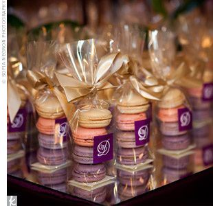MACARON DIY WEDDING FAVORS UNDER 1$ {SohoSonnet Creative Living}: