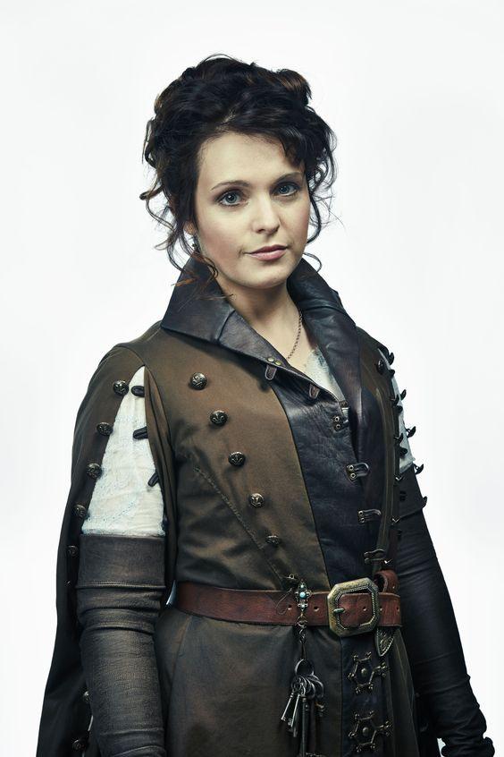 The Musketeers - Series III - Constance D'Artagnan The true Queen of the Musketeers
