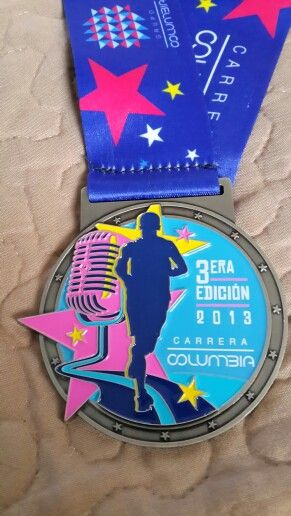 Carreta Columbia   2013   5km   Fatal no era dentro del Estadio Nacional