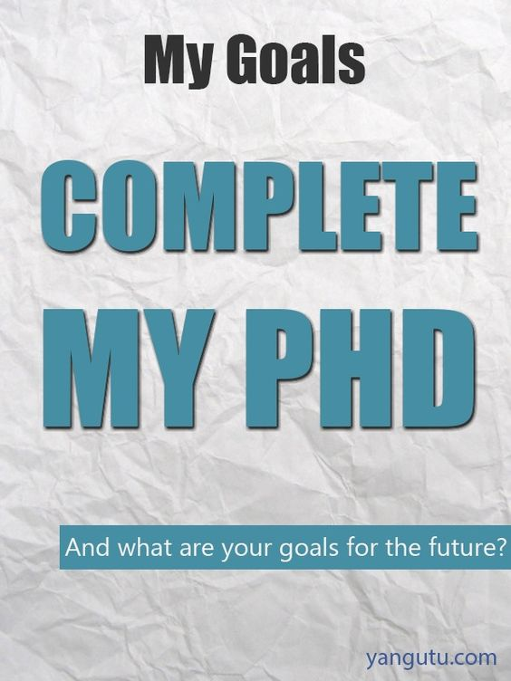 How many years to complete a phd?
