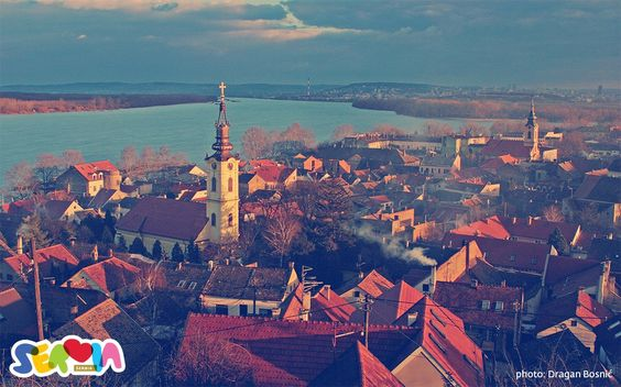 Zemun Ancient Taurunum The Most Beautiful Part Of The City Of Belgrade Seen From The Millennium Tower Amazing Destinations Belgrade Tourism