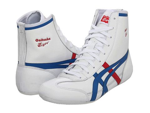 asics tiger boxing shoes