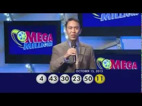 #MegaMillions #Results Winning Numbers 15th #October2013.