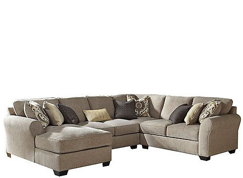 Ramsey 4-pc. Sectional Sofa | Sofa | Sectional sofa, Sofa ...