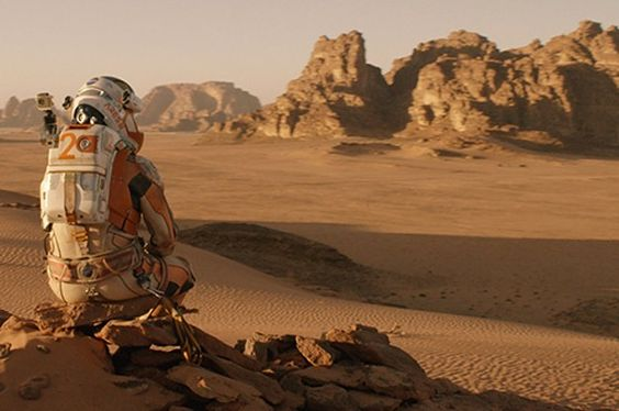 "Here Are The Actual Places On Mars Where ""The Martian"" Is Set:"