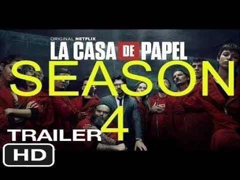 La Casa De Papel Season 4 Official Trailer 2020 Hd In 2020
