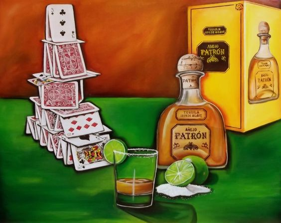 Patron and The House Of Cards