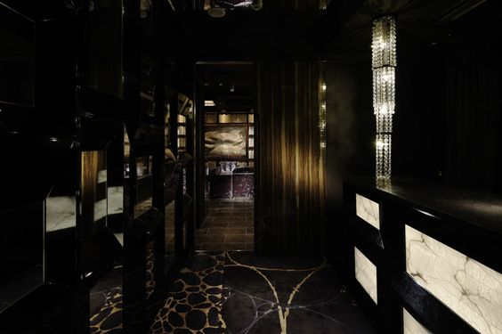 Cronus private bar and lounge Tokyo