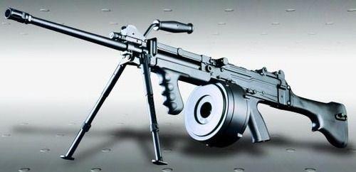 Ultimax 100 5.56 Light Machine Gun (Singapore) - http ...
