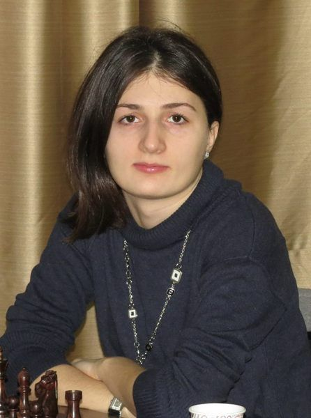 EURO féminin de l'UEFA: Zhukova - la première Batsiashvili - deuxième, Kashlinskaya - troisième | chess-news.ru