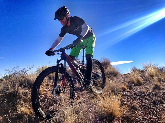 New Mexico Mountain bike