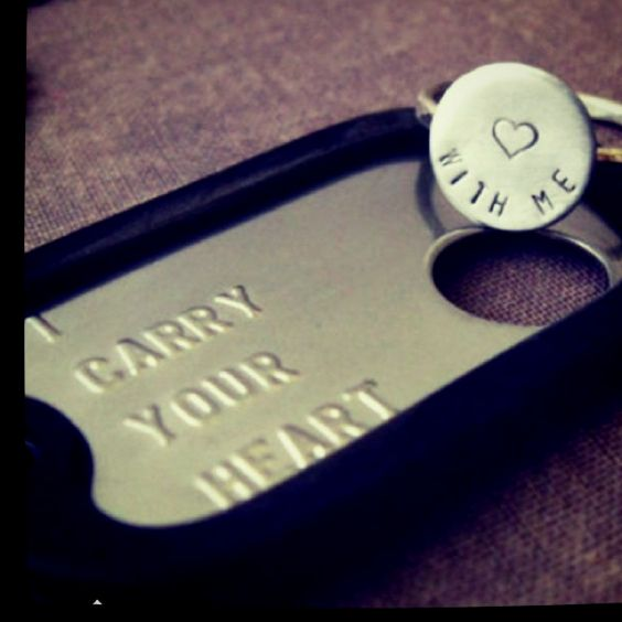 Dog tag cut out