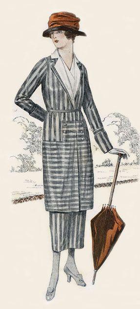 Tailleur 1917                                                                                                                                                                                 Plus