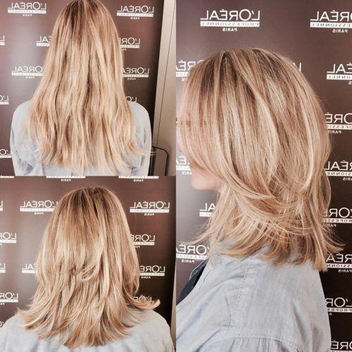 Mittellange Frisuren Blond 2020 Jetlac De Frisuren Blond