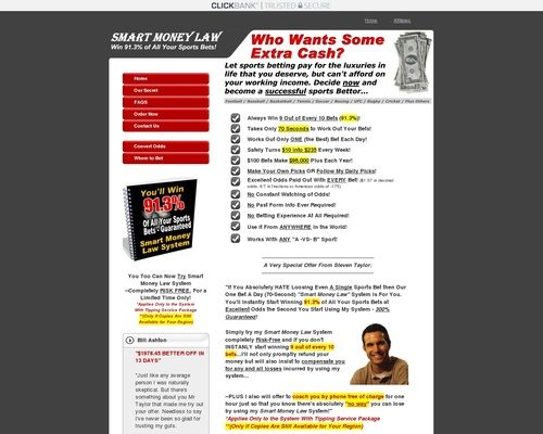 Smart money law sports betting system live betting fairy house racing