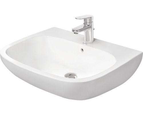 Umyvadlo Duravit D Code 65 Cm Bile 2310650000 Duravit Sink Farmhouse Bathroom