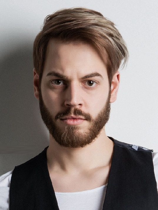 34 Medium Haircuts For Mens 2017 2018 Pics Bucket Patchy Beard Styles Beard Styles Short Mens Hairstyles With Beard