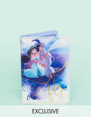 Disney - Jasmine & Aladdin - Porte-passeport
