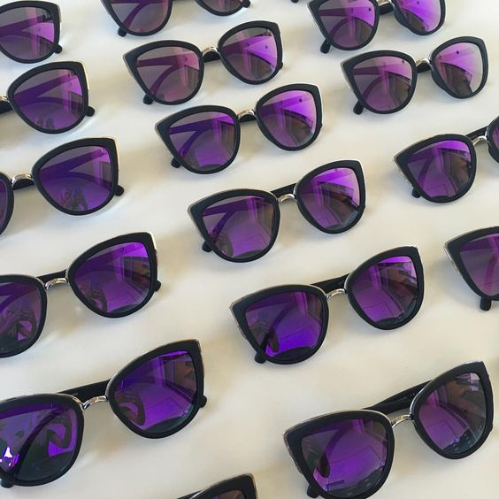 EXCLUSIVE TO WHITE FOX  MY GIRL Sunglasses Purple by Quay Australia  Shop  www.whitefoxboutique.com or click the link in our bio