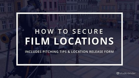 How to Secure Film Locations (FREE Location Release Form - location release form