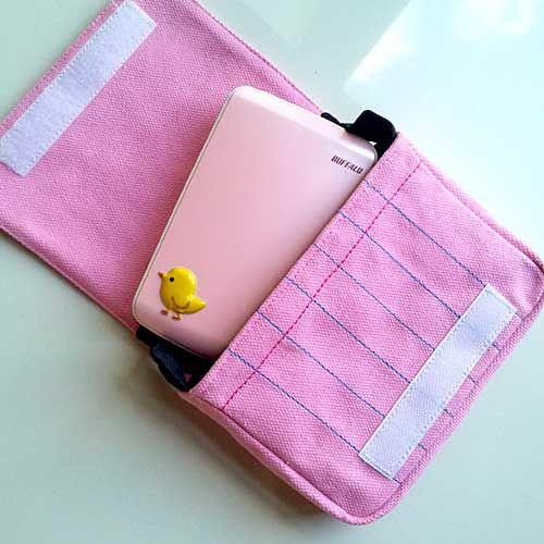littleoddforest | Notebook Gadget Case (SECRETS)