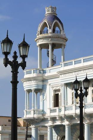 CUBA. Urban Historic Centre of Cienfuegos.