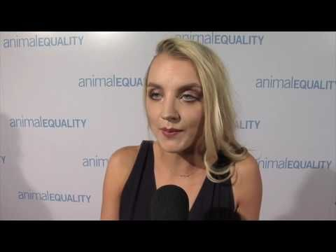 Evanna Lynch, Harry Potter Series,  Animal Equality's 10th Anniversary