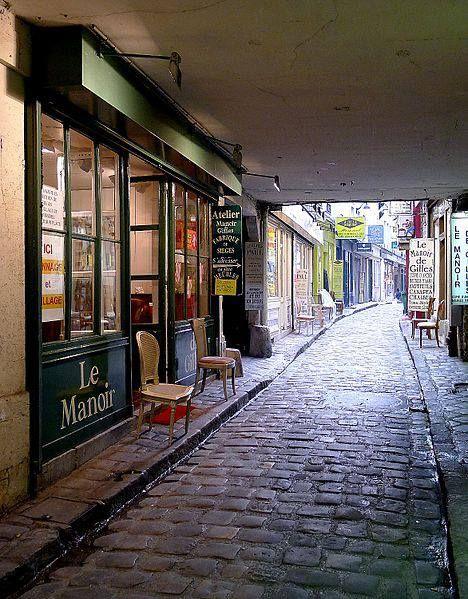 callecitas  de Paris