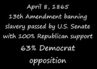Image result for the democrat the party of slavery
