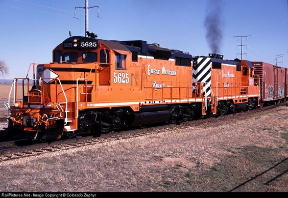 RailPictures.Net Photo: GWR 5625 Great Western Railway EMD GP20M-Q at Fort Collins, Colorado by Colorado Zephyr