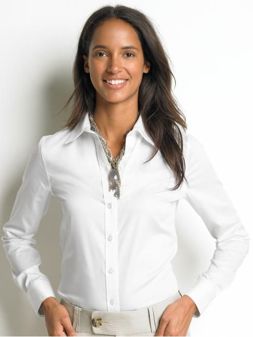 http://images.styleceo.com/banana-republic-womens-white-fitted-non ...